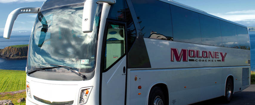Dublin Coach Hire